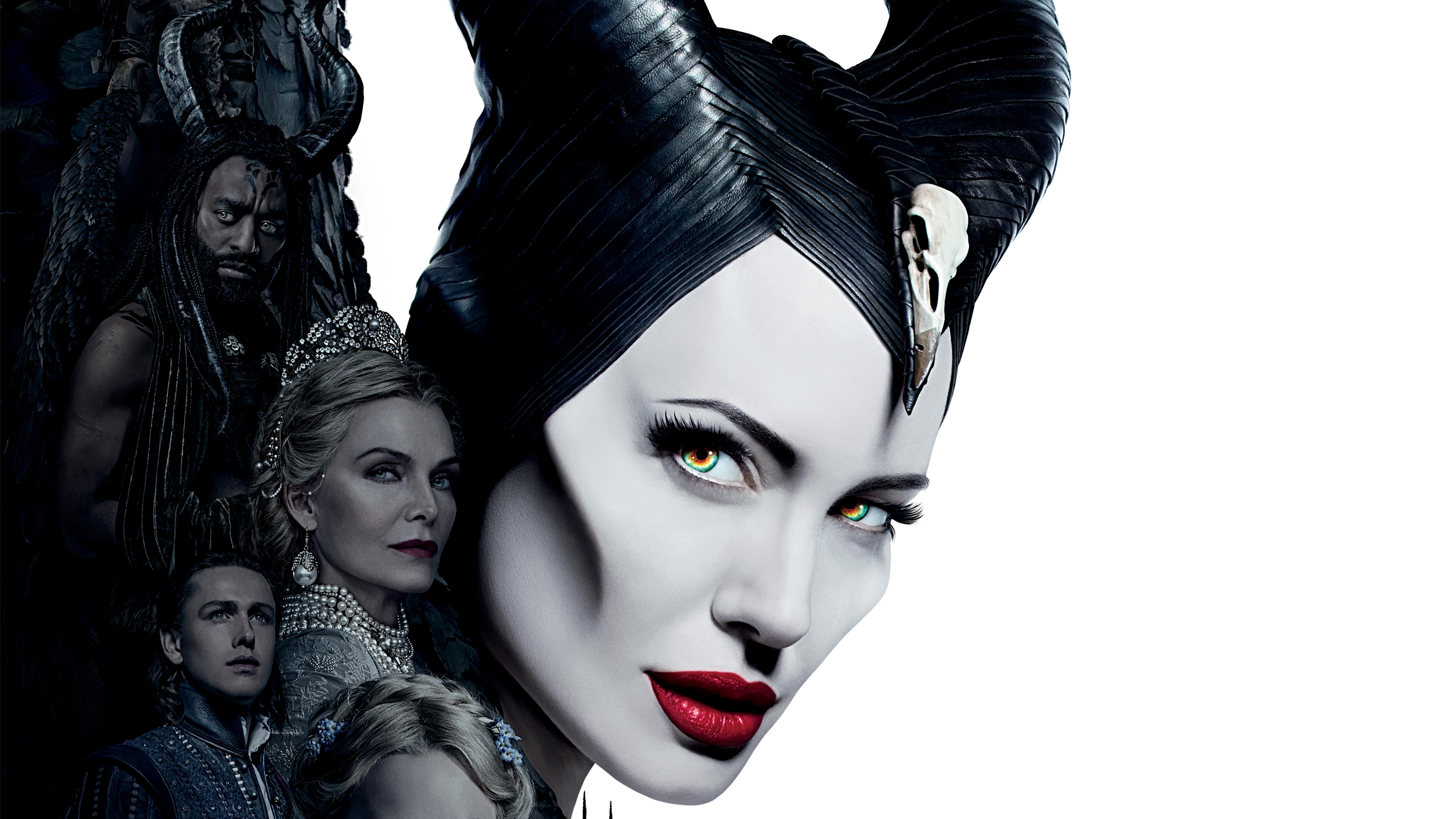 Maleficent Mistress Of Evil 5k Retina Ultra Hd Wallpaper