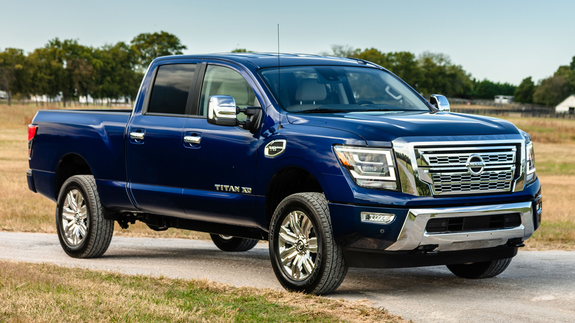 2020 Nissan Titan Xd Concept and Review