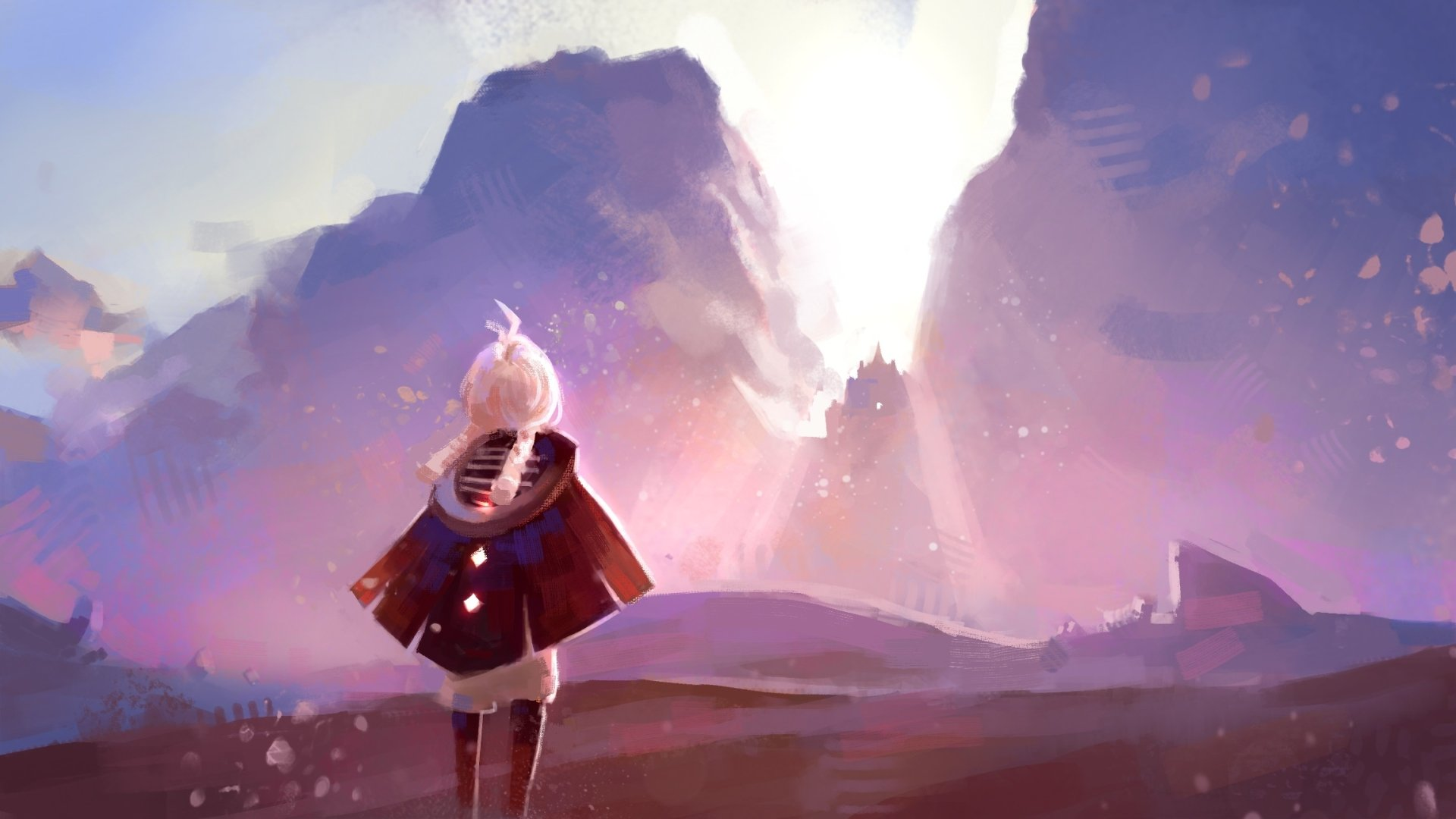 Sky Children Of Light Hd Wallpapers Background Images