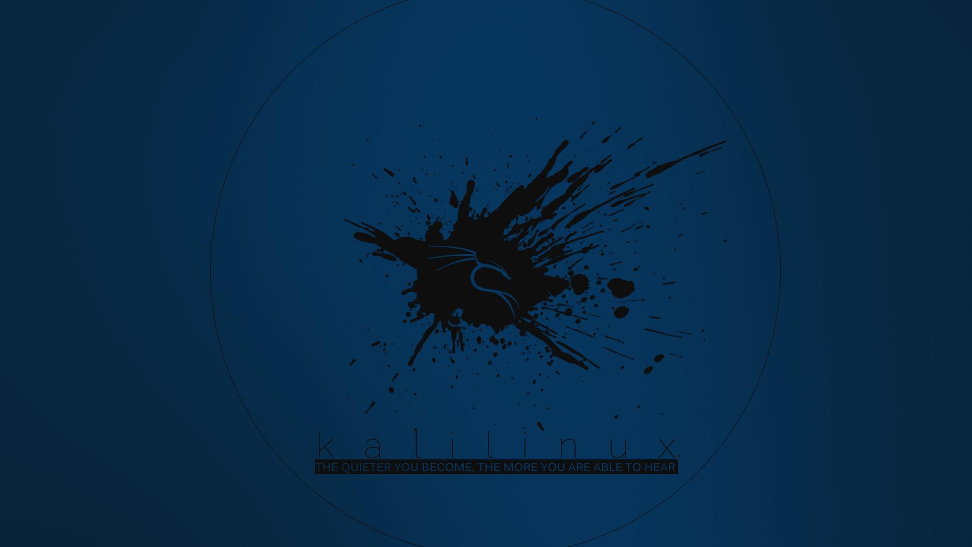 Kali Linux Hd Wallpaper Background Image 1920x1080 Id