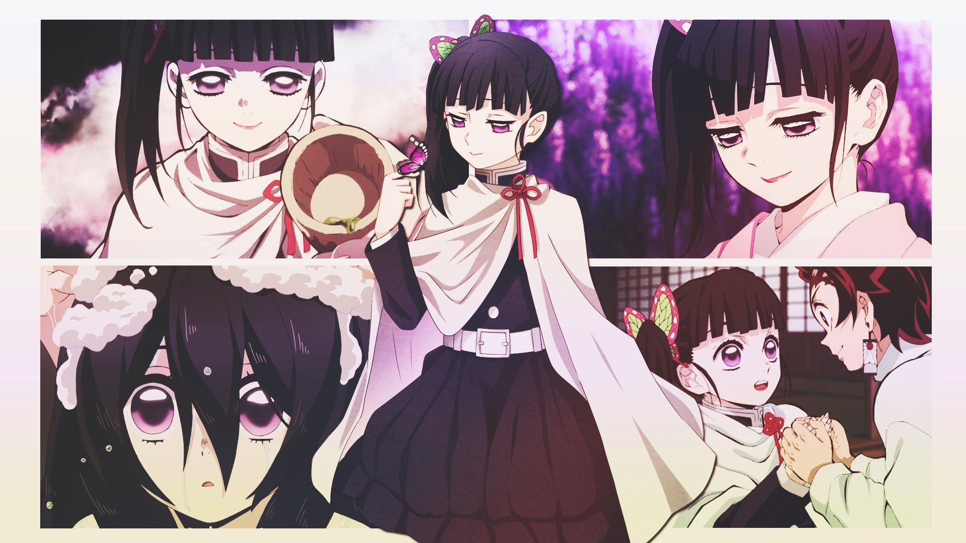 Demon Slayer Kimetsu No Yaiba Hd Wallpaper Background Image 1920x1080 Id 1044292 Wallpaper Abyss