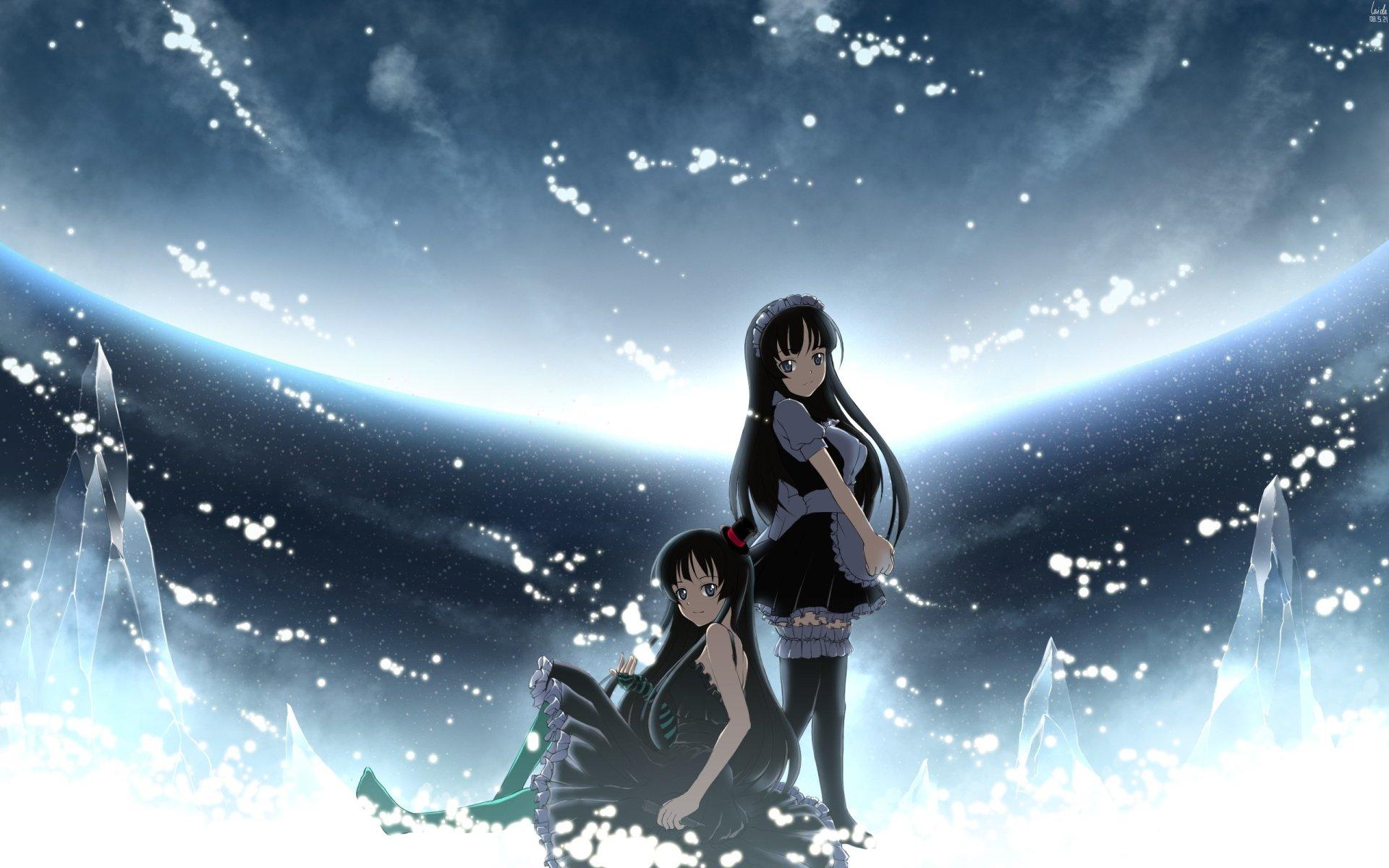 Anime - K-ON!  Mio Akiyama Wallpaper