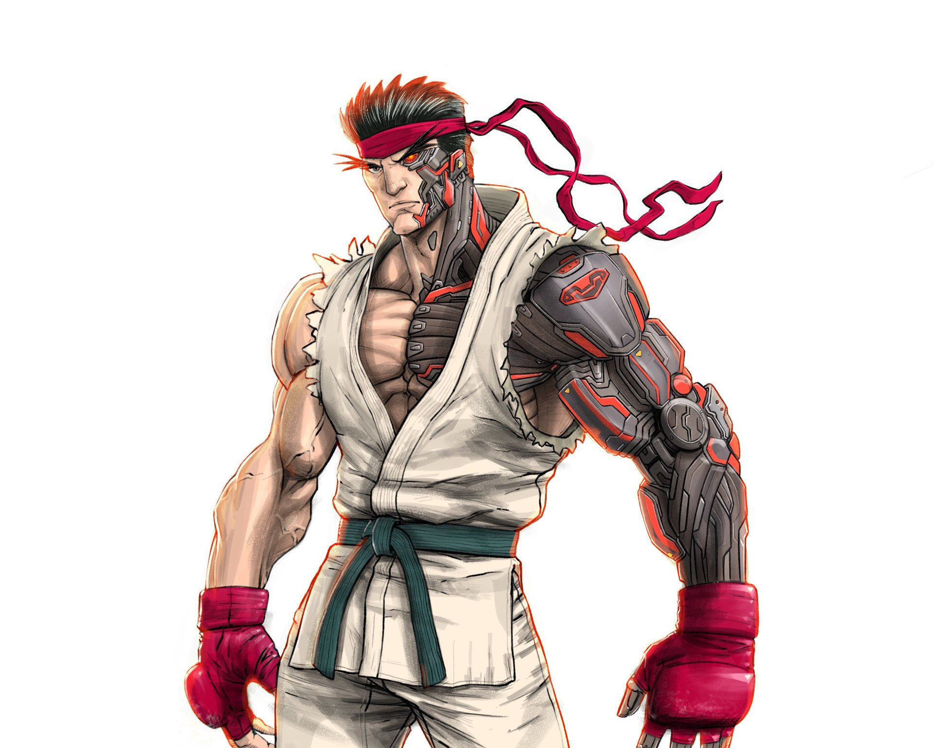 Street Fighter Hd Wallpaper Background Image 1920x1537 Id