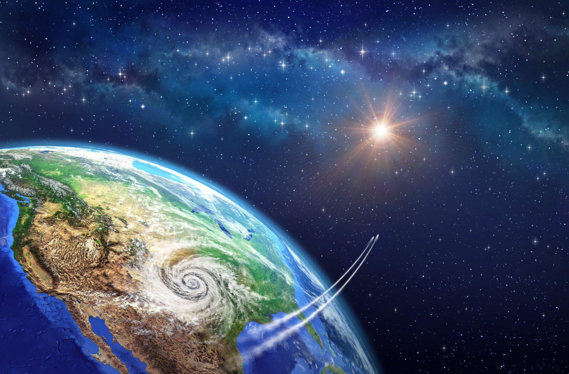 From Space 8k Ultra HD Wallpaper   Background Image ...