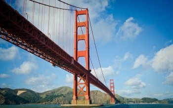 Man Made - Golden Gate Wallpapers and Backgrounds ID : 104226