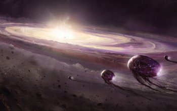 Science-Fiction - Alien Wallpapers and Backgrounds ID : 104476
