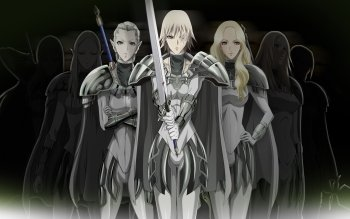 Anime - Claymore Wallpapers and Backgrounds ID : 104776