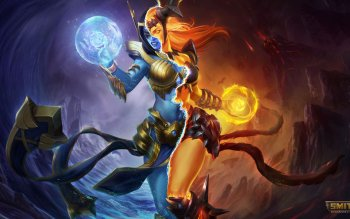 10 Hel Smite Hd Wallpapers Background Images Wallpaper Abyss
