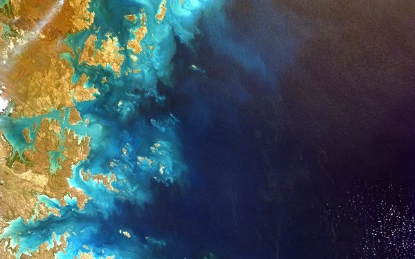 Earth From Space HD Wallpaper | Background Image