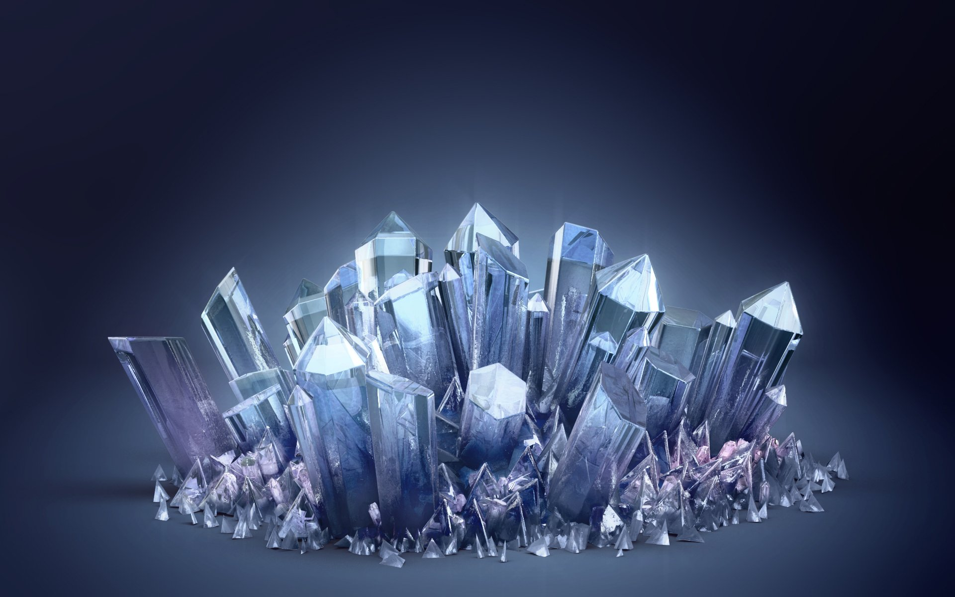 71 Crystal HD Wallpapers