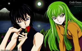 Anime - Code Geass Wallpapers and Backgrounds ID : 105146