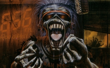 Musik - Iron Maiden Wallpapers and Backgrounds ID : 10548