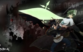 38 Yuno Black Clover Hd Wallpapers Background Images Wallpaper Abyss