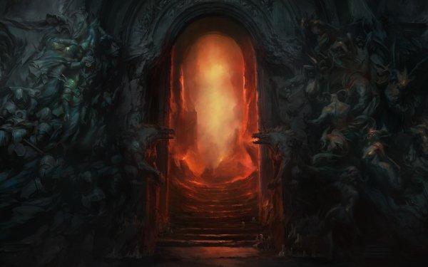 Video Game Diablo IV Diablo HD Wallpaper | Background Image