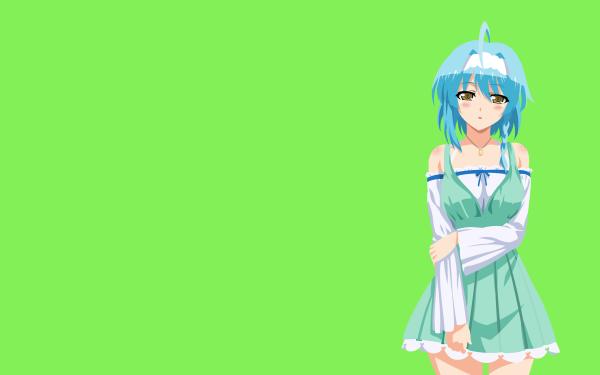Anime Shinmai Maou No Testament Yuki Nonaka HD Wallpaper | Background Image