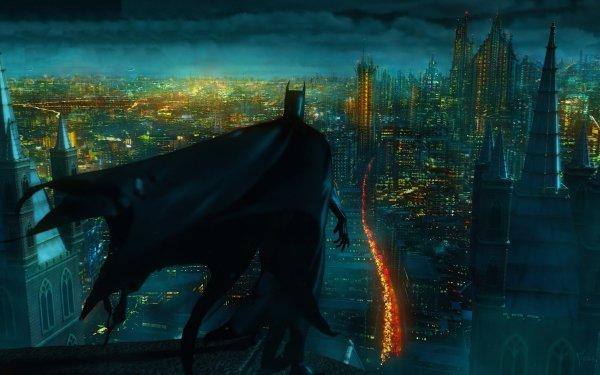 Comics Batman DC Comics City Gotham City HD Wallpaper   Background Image