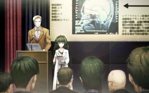 Anime Steins;Gate 0 Maho Hiyajo HD Wallpaper | Background Image