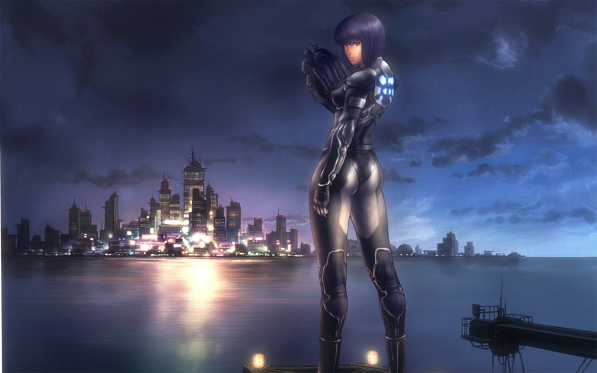 how to watch ghost in shell anime
