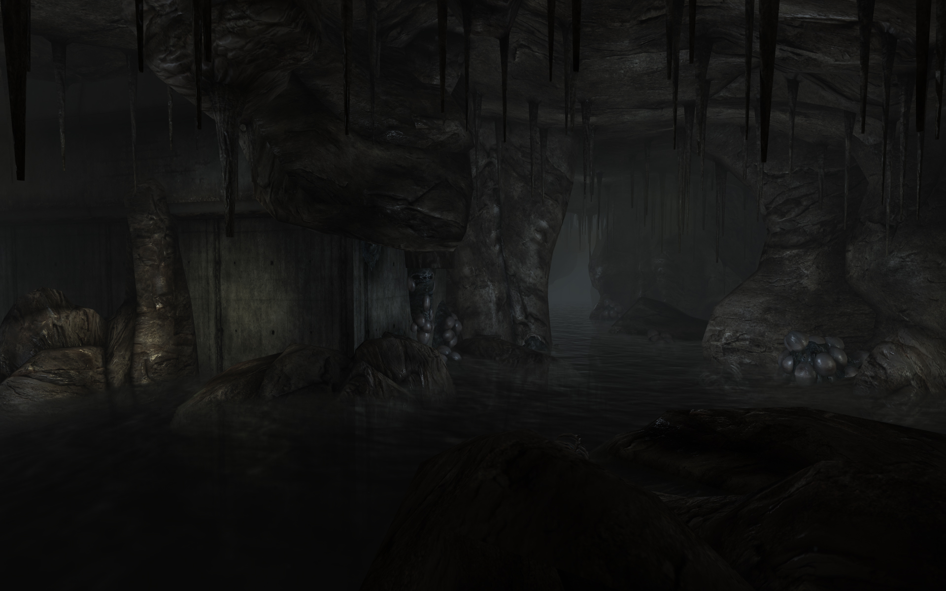 1 cavern hd wallpapers backgrounds wallpaper abyss - Dark background wallpaper hd ...