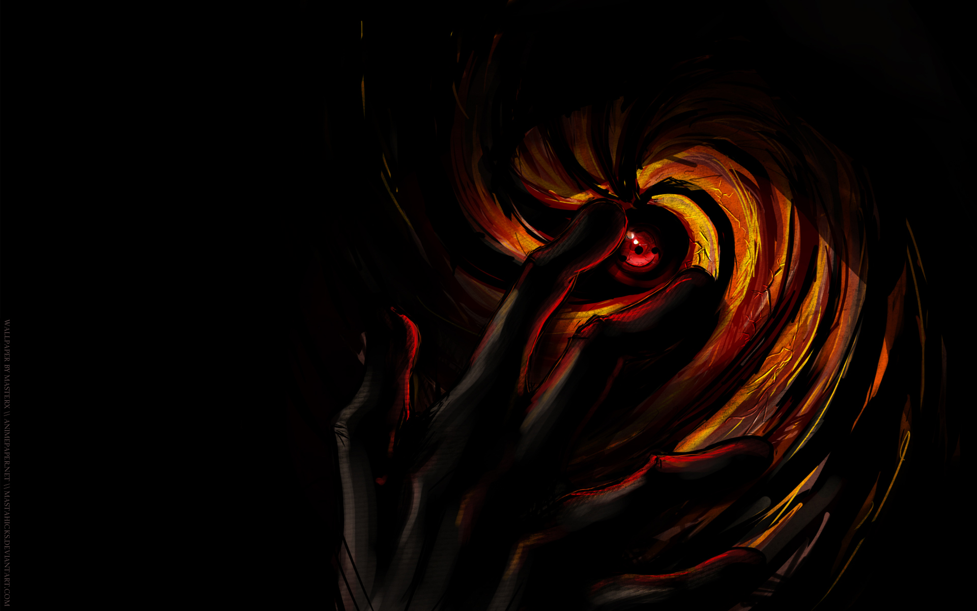 Hd wallpaper net - Anime Naruto Obito Uchiha Wallpaper