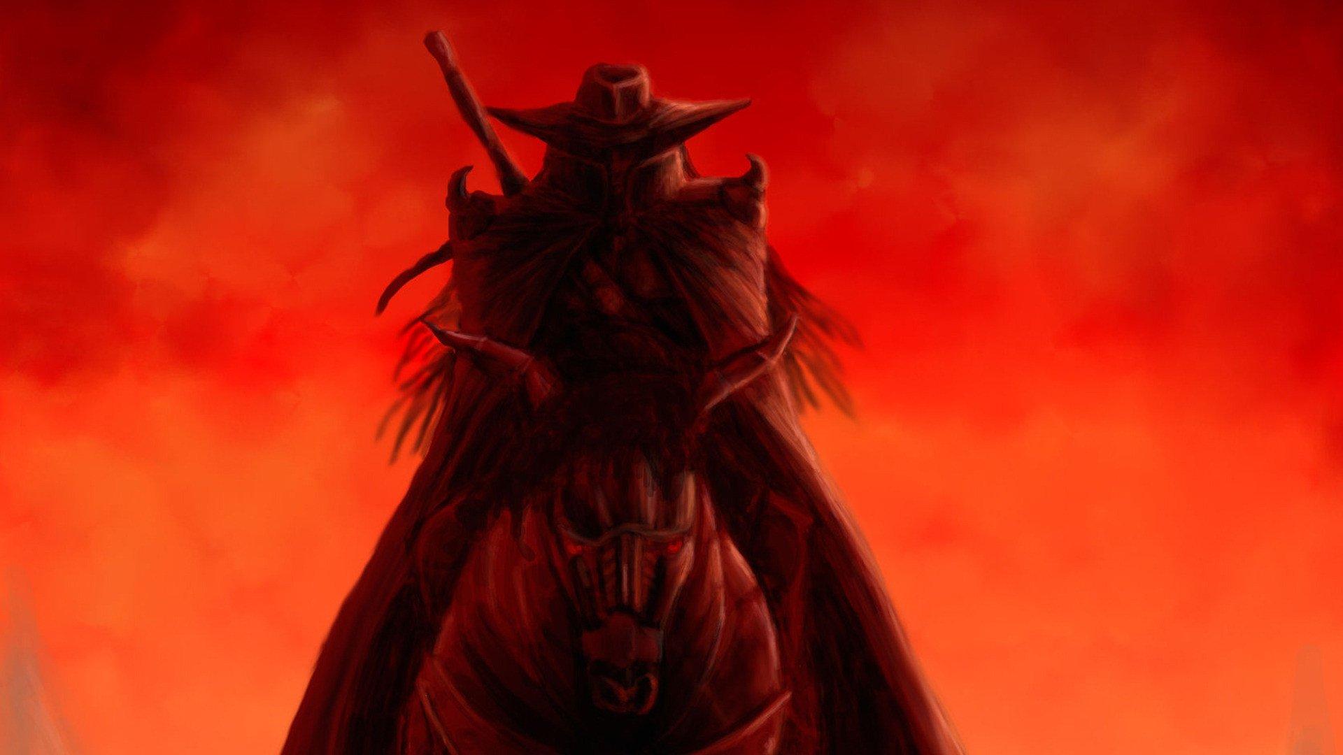 Anime - Vampire Hunter D  Wallpaper