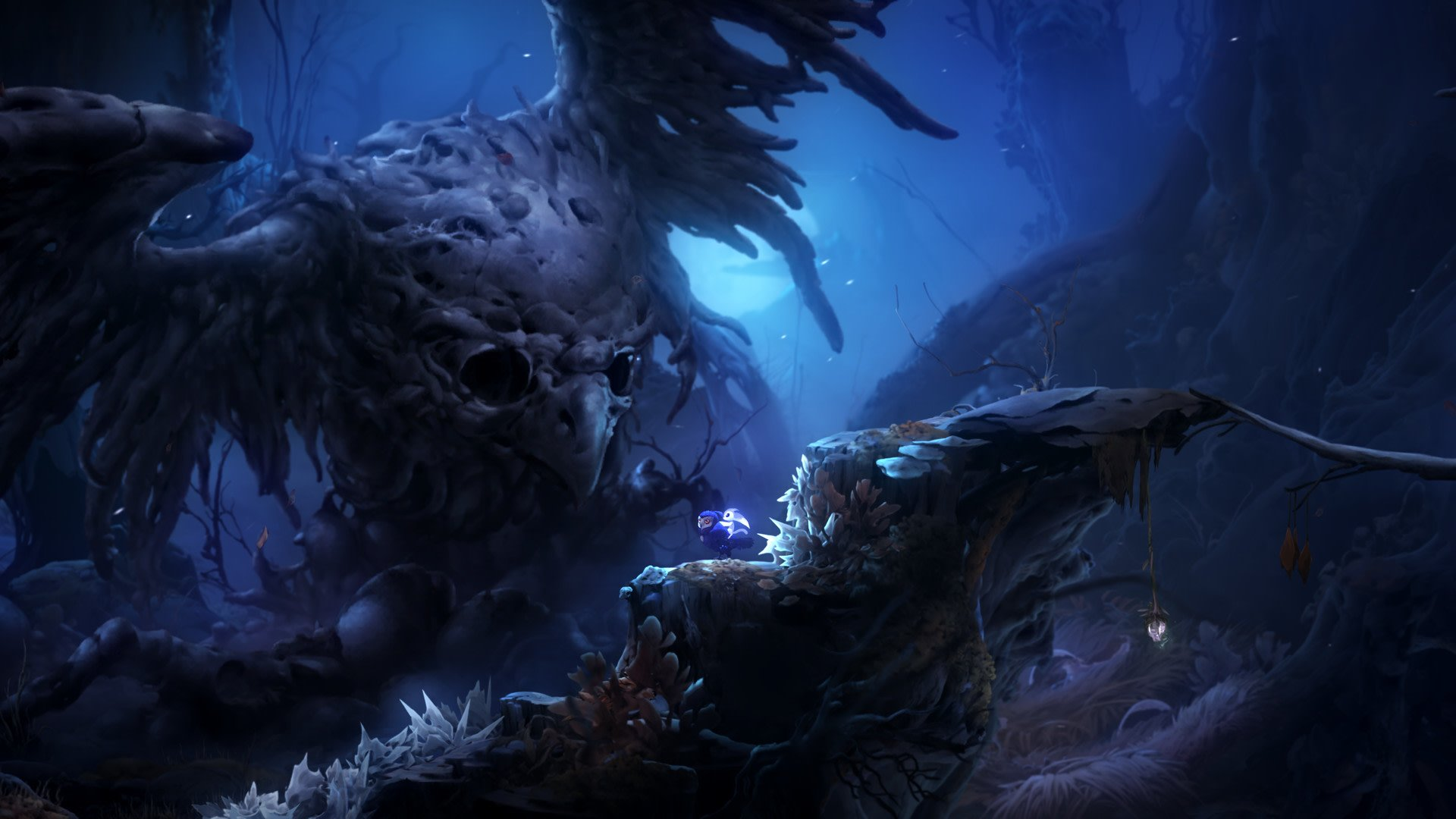 Ori And The Will Of The Wisps Hd Wallpaper Background Image