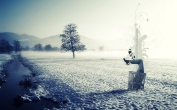 Artistic - Winter Wallpapers and Backgrounds ID : 106146
