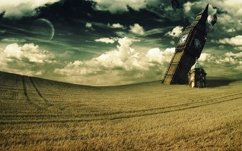CGI - Surreal Wallpapers and Backgrounds ID : 106166