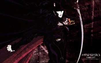 Anime - Vampire Hunter D Wallpapers and Backgrounds ID : 106204