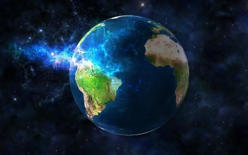 Earth - From Space Wallpapers and Backgrounds ID : 106428