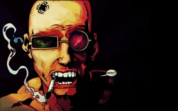 Comics - Transmetropolitan Wallpapers and Backgrounds ID : 106628