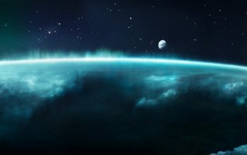 Science-Fiction - Planetscape Wallpapers and Backgrounds ID : 106834