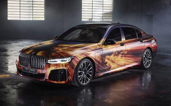 Vehicles BMW 7 Series BMW BMW 745Li HD Wallpaper | Background Image
