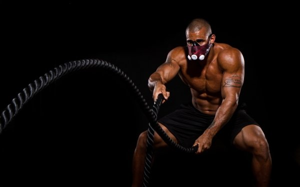 Sports Fitness Tattoo Muscle HD Wallpaper | Background Image
