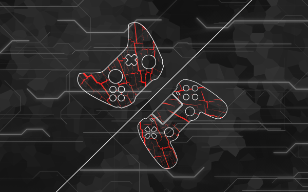 Jeux Vidéo Gamer PlayStation Xbox Fond d'écran HD | Image
