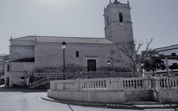 Religious Church Churches Spain Cuenca Black & White HD Wallpaper | Background Image