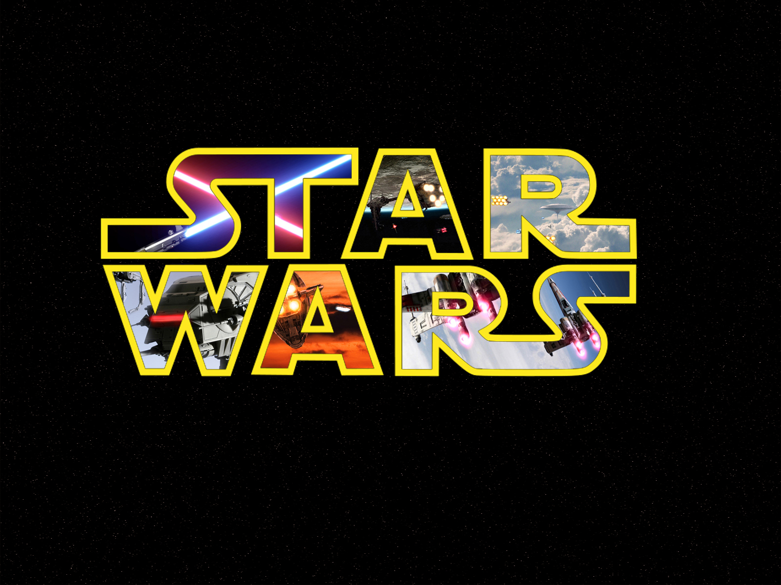 star wars wallpaper and background   1600x1200   id:107664