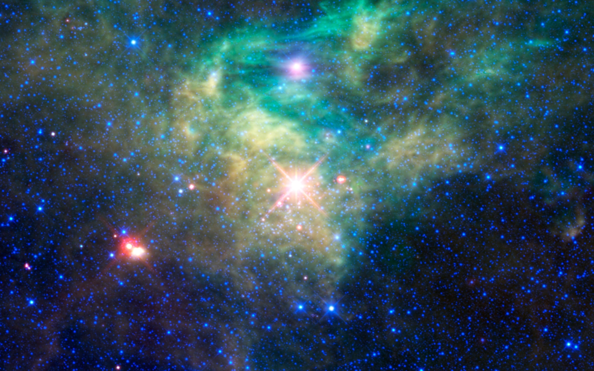 Nebula Computer Wallpapers, Desktop Backgrounds 1920x1200 Id: 107894