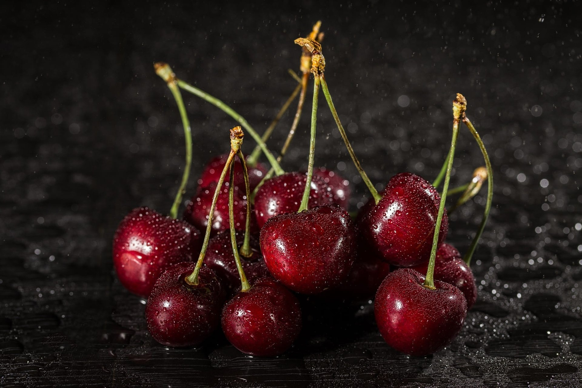 Обои ice, ягода, обои, Вишня. Еда foto 13