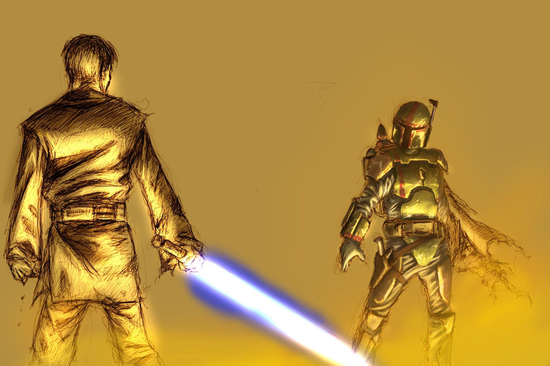 Sci Fi - Star Wars  Boba Fett Bounty Hunter Wallpaper
