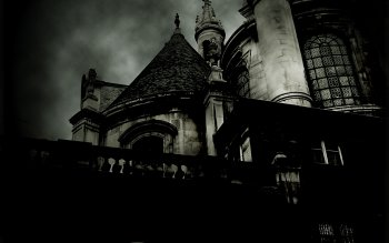 Dark - Building Wallpapers and Backgrounds ID : 107898