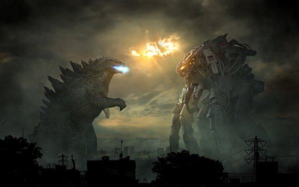 Fantasy Godzilla HD Wallpaper | Background Image