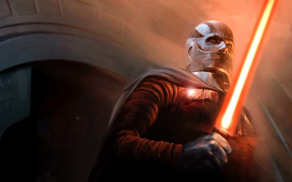 Video Game Star Wars: Knights of the Old Republic Star Wars Sith Lightsaber Darth Malak HD Wallpaper | Background Image
