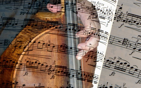 Music Cello Sheet Music HD Wallpaper | Background Image