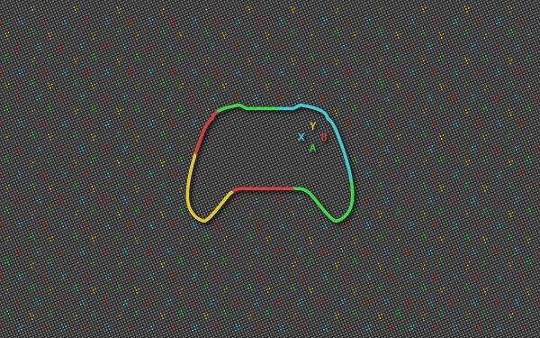 Videojuego Xbox Consolas Microsoft Console Controller Minimalist Fondo de pantalla HD | Fondo de Escritorio