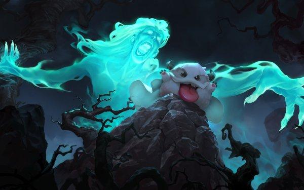 Video Game Legends of Runeterra Poro HD Wallpaper | Background Image