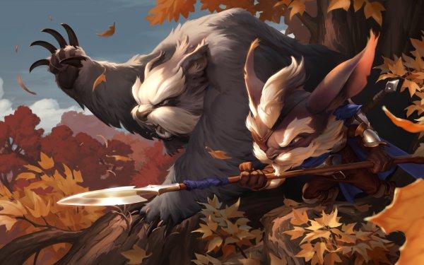 Video Game Legends of Runeterra HD Wallpaper | Background Image