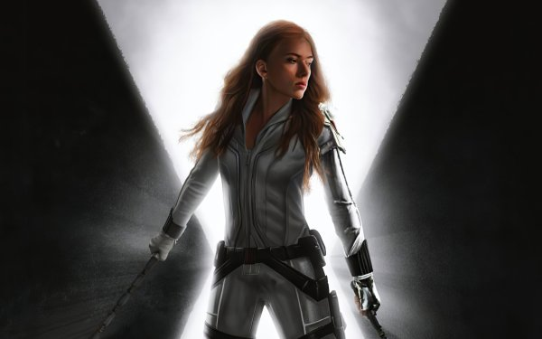 Movie Black Widow Marvel Comics Scarlett Johansson Natasha Romanoff HD Wallpaper | Background Image