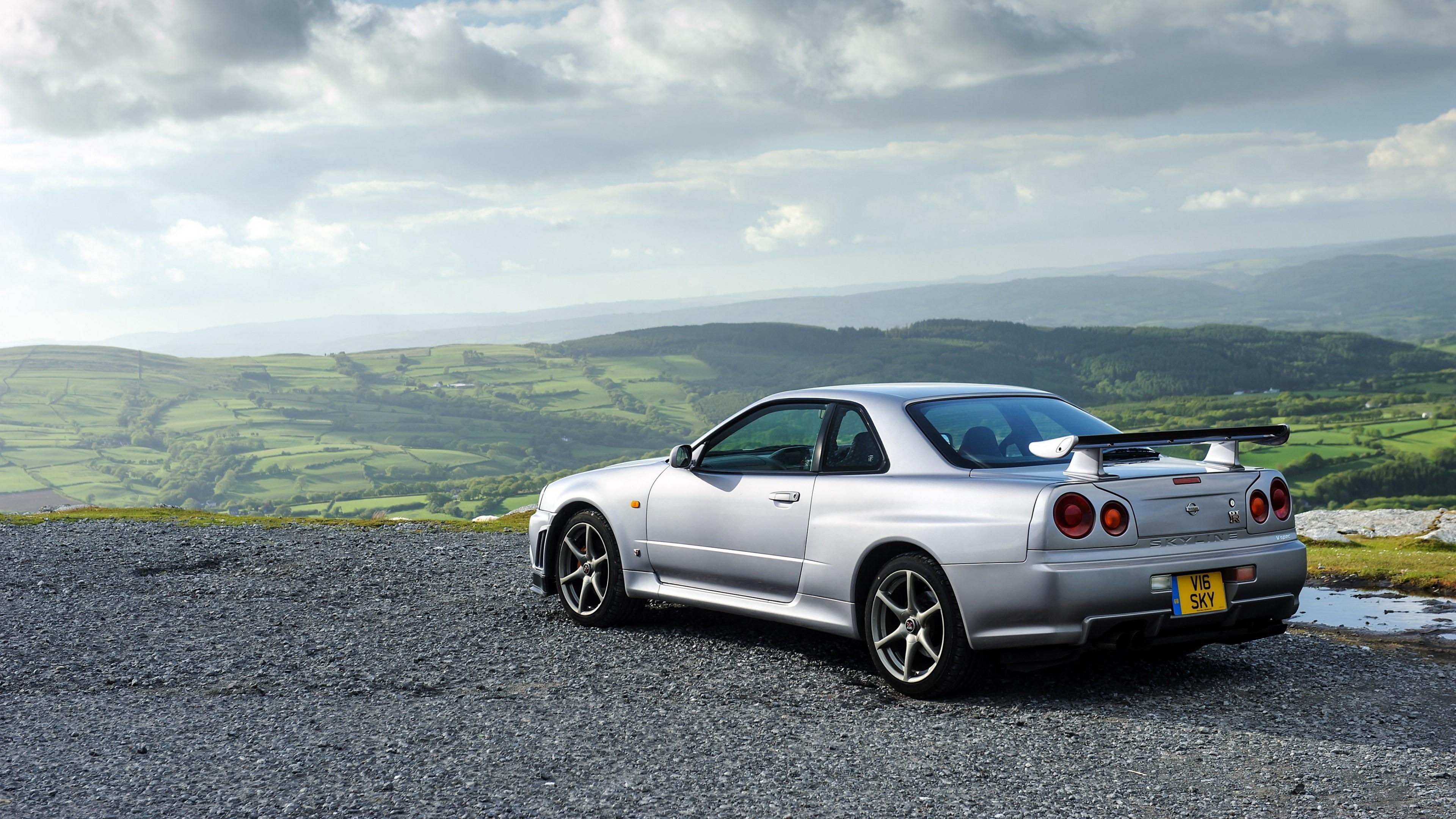 Nissan Skyline Gt R 4k Ultra Papel De Parede Hd Plano De Fundo 3840x2160 Id 1080586 Wallpaper Abyss