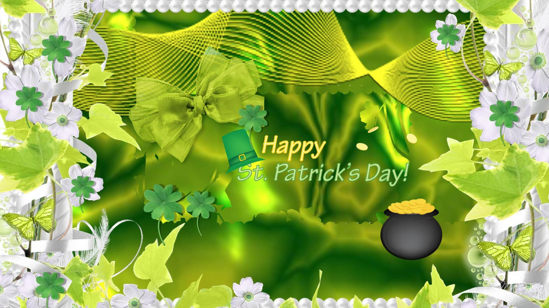 St. Patrick's Day HD Wallpaper | Background Image | 1920x1080